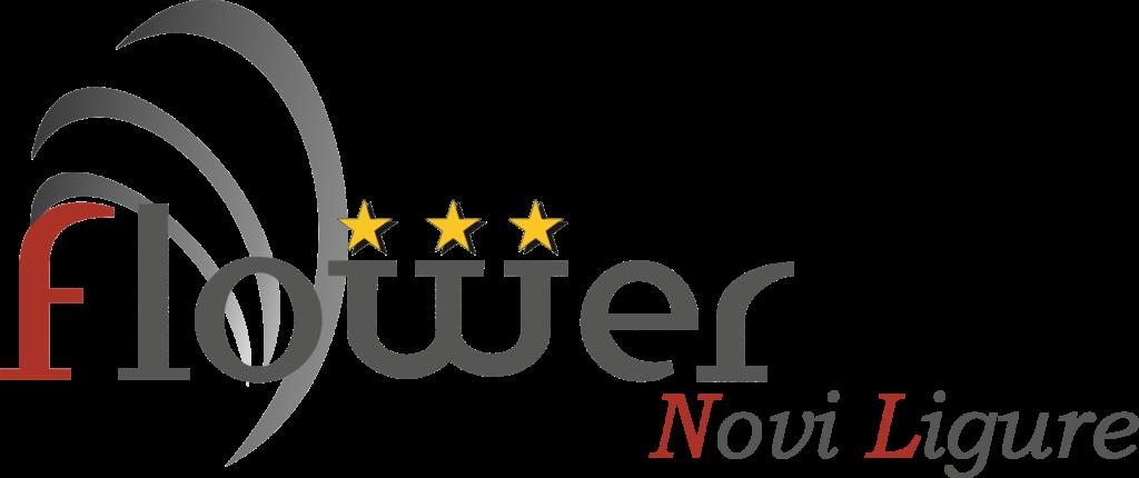 Logo Hotel Flower Novi Ligure